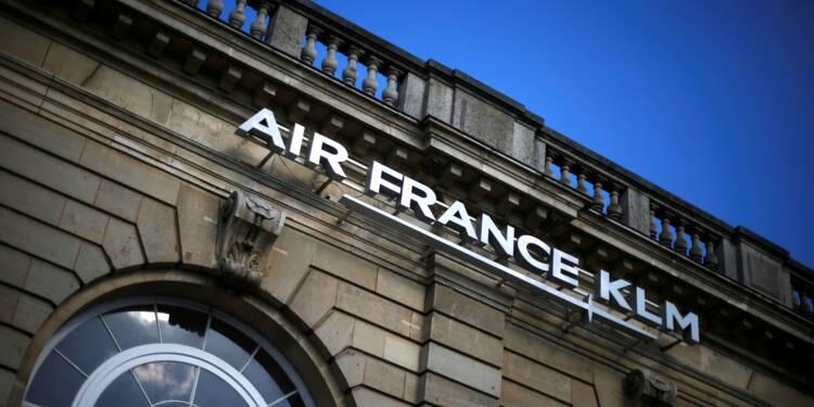 Air France: l'intersyndicale exhorte la direction à dialoguer