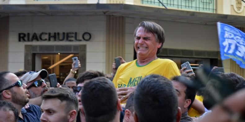 Brésil : le favori du scrutin présidentiel a été poignardé