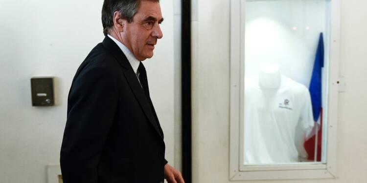 Soupçons d'emplois fictifs: François Fillon de nouveau entendu par les juges