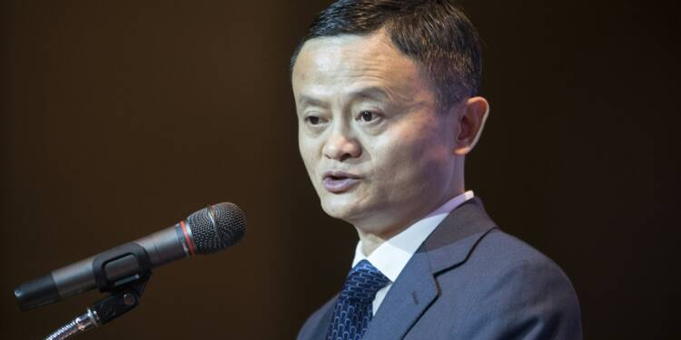 Alibaba : Jack Ma prépare sa succession, pas sa retraite