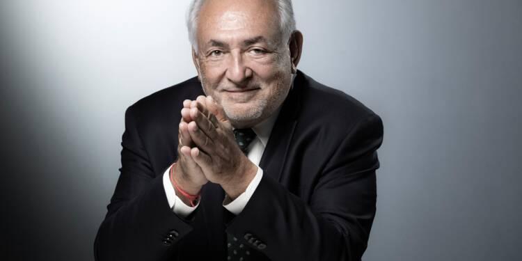 """Lehman Brothers: le populisme est """"le produit direct de la crise"""", selon Strauss-Kahn"""