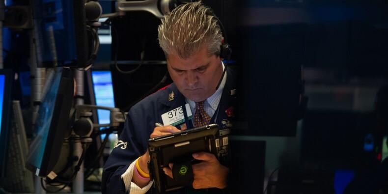 Wall Street tente un rebond et finit en ordre dispersé