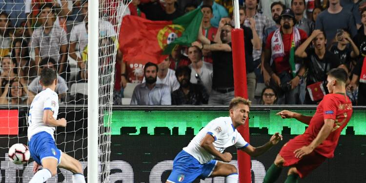 Ligue des nations: le Portugal se lance en battant l'Italie