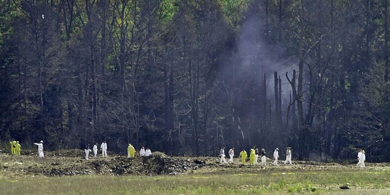 11 septembre: Trump à Shanksville pour les héros du vol 93