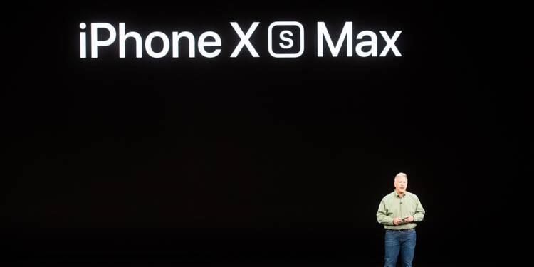 Apple dévoile son iPhone Xs, très haut de gamme
