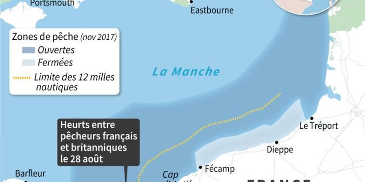 Coquille Saint-Jacques: échec des négociations entre Français et Britanniques