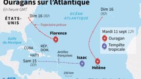 Alerte orange cyclonique déclenchée aux Antilles à l'approche de la tempête Isaac