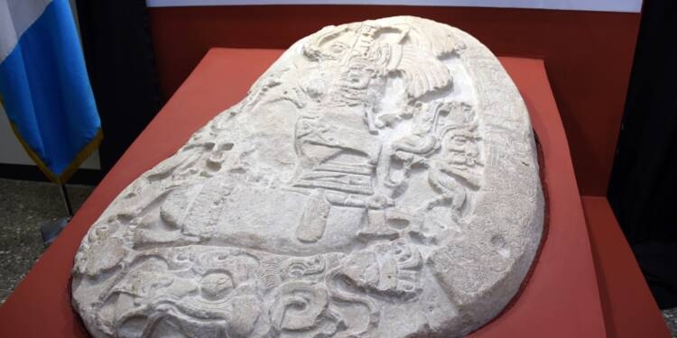 "Il y a 1.500 ans, au nord du Guatemala: le ""Game of Thrones"" maya"