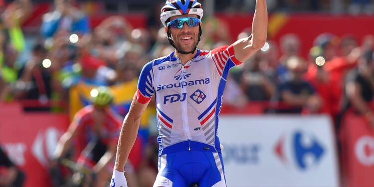 Tour d'Espagne: Pinot euphorique, Yates intouchable