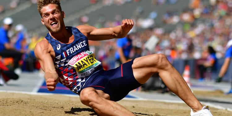 Athlétisme: au Décastar Mayer est attendu au rebond