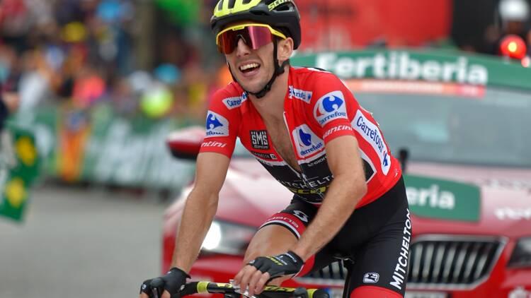 Tour d'Espagne étape: Yates quasi couronné, Mas vainqueur et dauphin