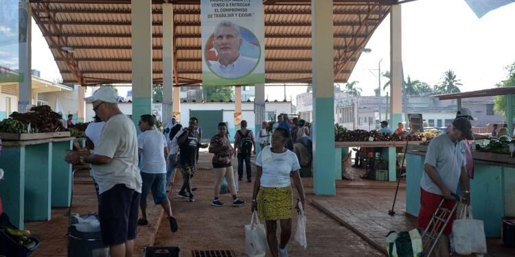 Cuba: 15.000 pommes vendues à un seul client, un supermarché sanctionné