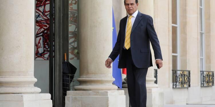 Corruption: Léon Bertrand, ex-ministre de Chirac, incarcéré en Guyane