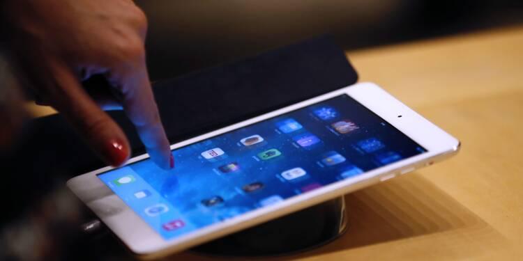 Redevance TV: Darmanin exclut toute taxe sur l'achat de tablettes