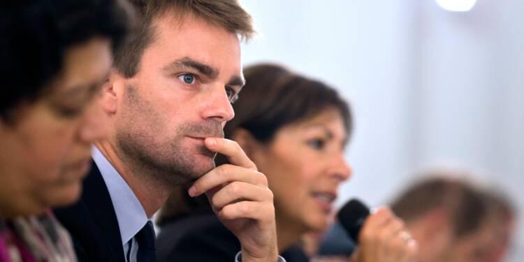 """Bruno Julliard démissionne en raison de """"vifs désaccords"""" avec Anne Hidalgo"""