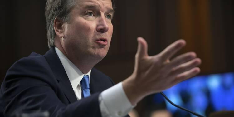 Cour suprême: Trump fait bloc derrière son candidat dans la tourmente