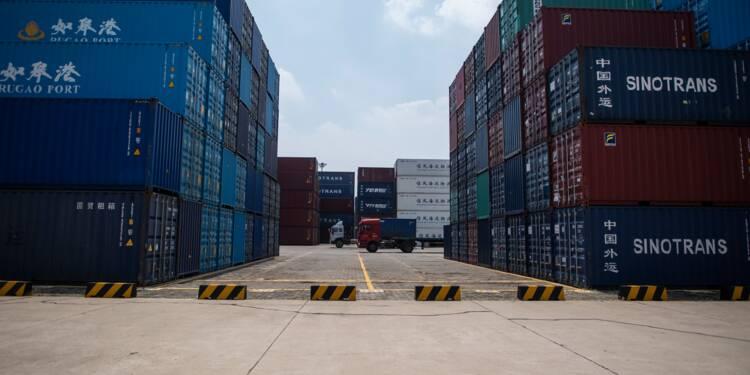 La moitié des importations chinoises aux Etats-Unis bientôt surtaxées