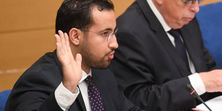 Alexandre Benalla, ex-monsieur sécurité d'Emmanuel Macron, mis en examen dans l'affaire de ses passeports