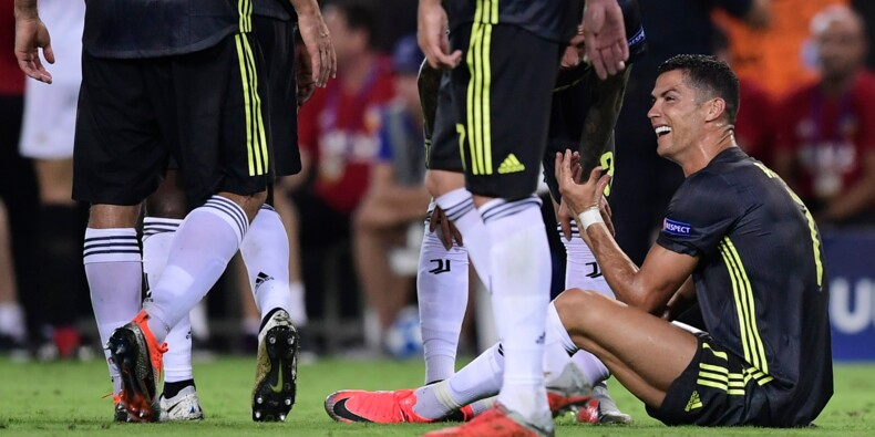 Ligue des champions: un rouge et des larmes pour le retour de Ronaldo en Espagne