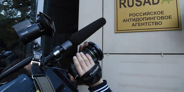Dopage: malgré les critiques, l'AMA lève ses sanctions contre la Russie