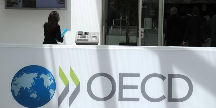 Crise: le PIB ne doit pas être le seul critère d'analyse, selon l'OCDE