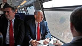 Netanyahu inaugure la ligne ferroviaire rapide entre Jérusalem et Tel-Aviv