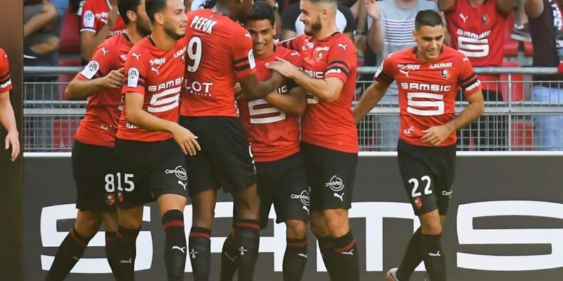 Ligue Europa: Rennes et Benjamin André, pour l'histoire
