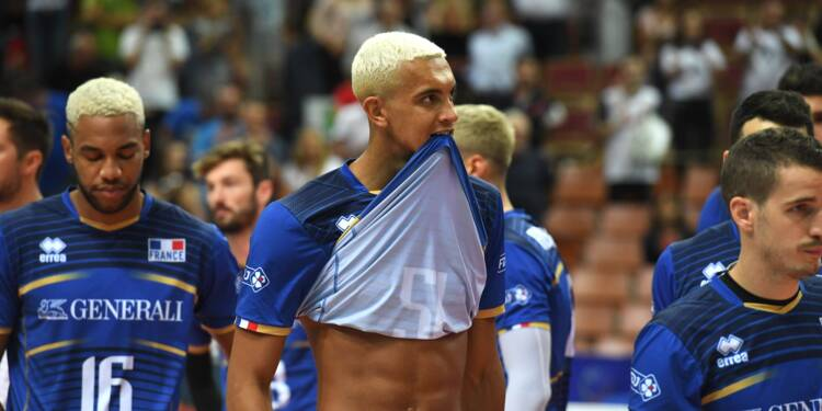 Volley: c'est presque fini pour les Français au Mondial
