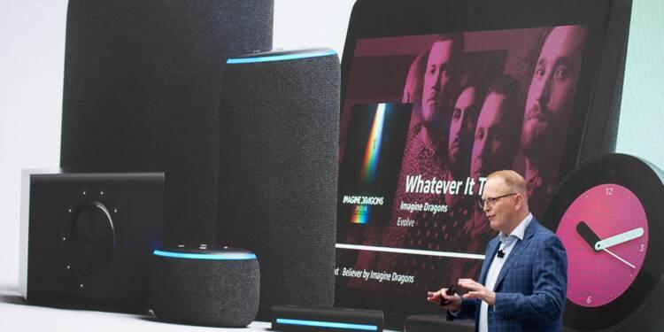 Amazon met Alexa au micro-ondes