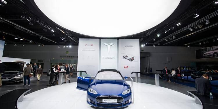 Après les scandales, les constructeurs allemands s'attaquent à Tesla