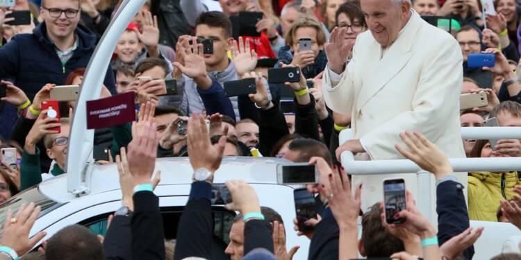 Le pape se souvient de l'anéantissement des juifs de Lituanie