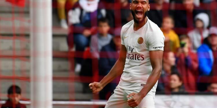 Ligue 1: le PSG, en mode diesel, l'emporte à Rennes