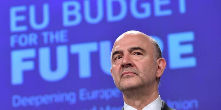 """Budget de la France: un déficit pour les """"gros yeux"""" de Bruxelles"""