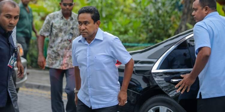 Suspens aux Maldives: que va faire Yameen, l'homme de fer battu ?