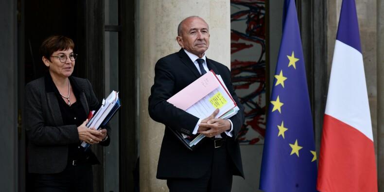 De nouvelles critiques de Collomb sur Macron fuitent dans la presse