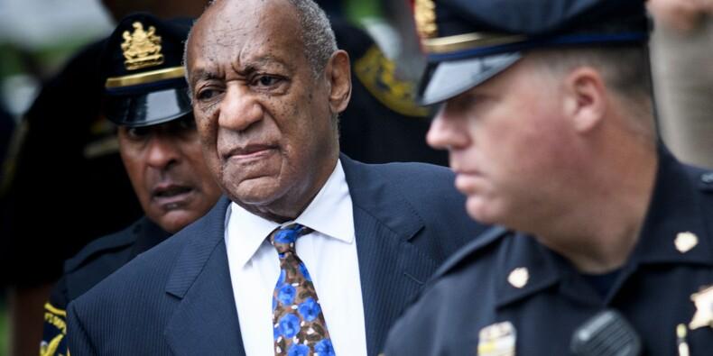 La peine de Bill Cosby, qui n'encourt plus que 10 ans, attendue