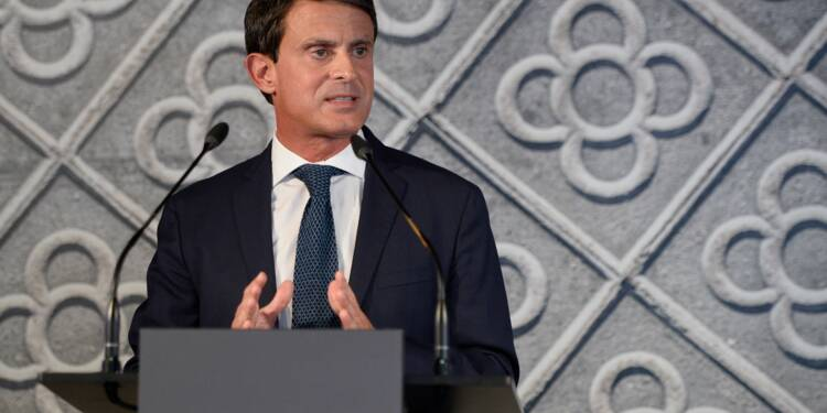 Manuel Valls se lance le difficile défi de conquérir Barcelone