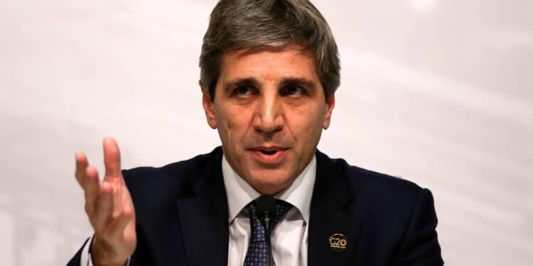 Paralysée par une grève, l'Argentine change de gouverneur de la Banque centrale