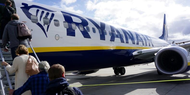 Ryanair s'entend avec ses pilotes dans plusieurs pays européens