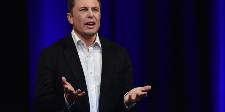 Elon Musk est poursuivi par le gendarme boursier pour fraude, l'action Tesla plonge!