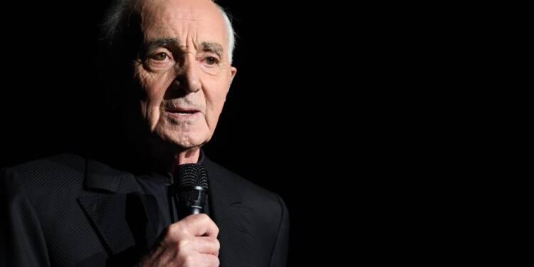 Mort du chanteur Charles Aznavour à l'âge de 94 ans
