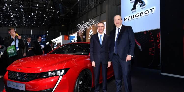 Une industrie automobile prospère mais menacée a rendez-vous à Paris