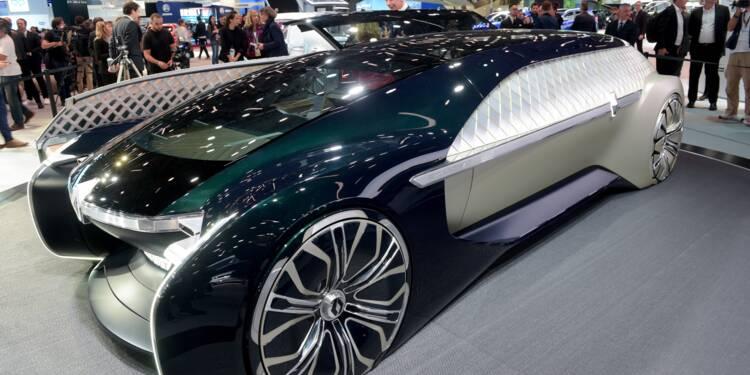 L'industrie automobile réunie à Paris, entre prospérité et angoisses