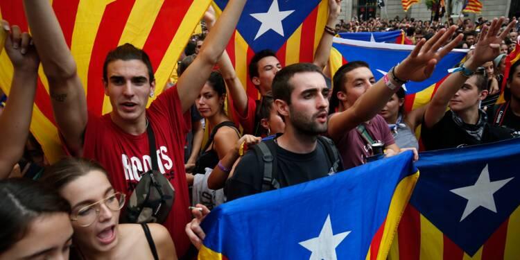 Catalogne: vives tensions au sein du camp indépendantiste un an après le référendum