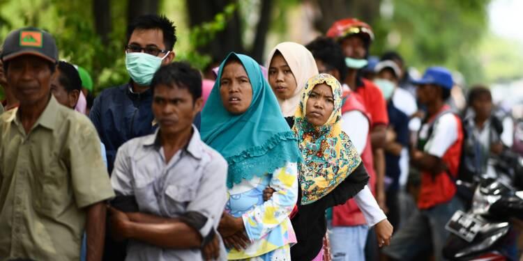 Course contre la montre en Indonésie, les humanitaires alertent sur le sort des enfants