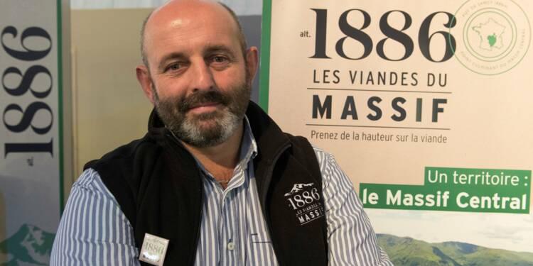 Viande: éleveurs et industriels du Massif Central créent une marque basée sur l'herbe
