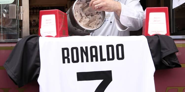 Cristiano Ronaldo: plus qu'une star du foot, une firme