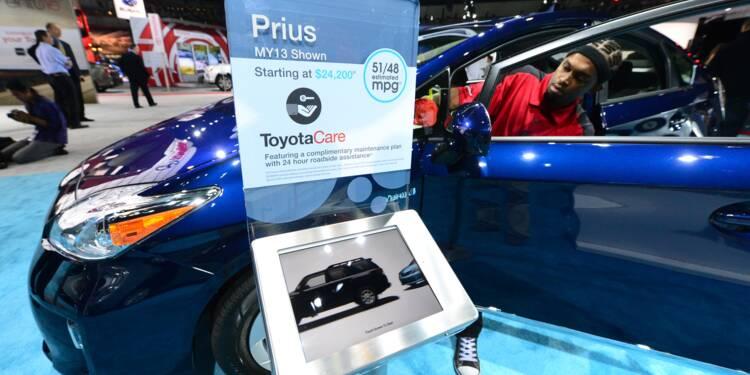 Toyota annonce un nouveau rappel, 2,4 millions de voitures hybrides concernées