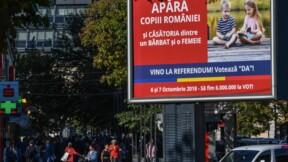 Les Roumains boudent le référendum contre le mariage gay