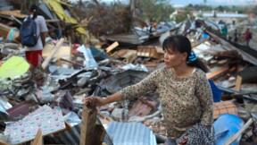 Indonésie: à la recherche de leur maison, la dure épreuve des survivants du séisme
